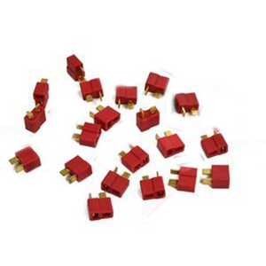 ABSIMA 3040006 T-PLUG FEMALE RED (20)