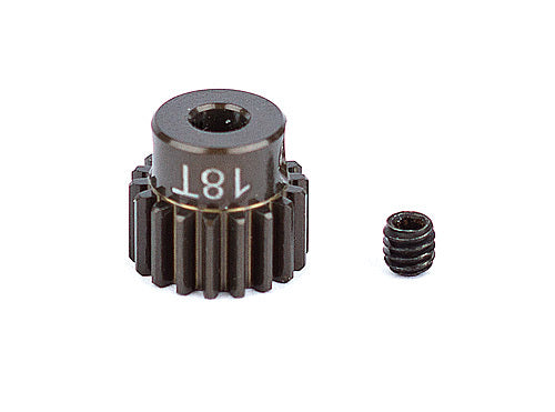 TEAM ASSOCIATED FACTORY TEAM Aluminum Pinion Gear, 18T 48P #1336