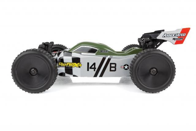 TEAM ASSOCIATED REFLEX 14B Off-Road Buggy RTR
