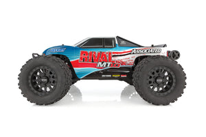 TEAM ASSOCIATED RIVAL MT10 RTR 4WD 1/10 SCALE 2S-3S Compatible