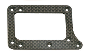 Team Associated 12LC/L3 Lower Rear Pod Plate #ASS4532