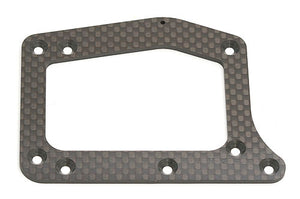 Team Associated 12L4 Lower Pod Plate Graphite #ASS4559
