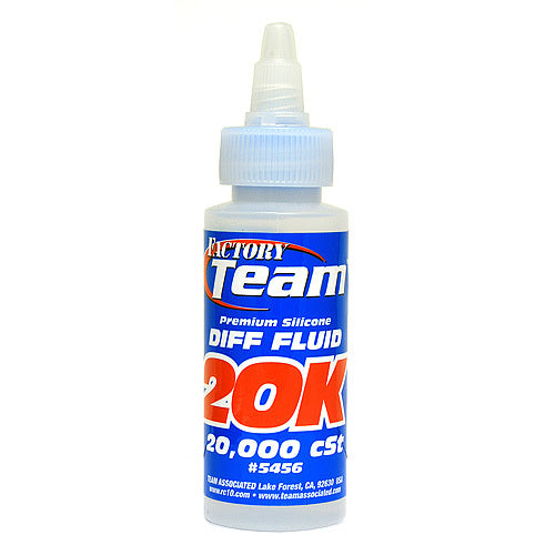 Team Associated Silicone Diff Fluid 20000cst #ASS5456