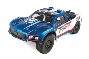 Team Associated RC10SC6.1 1/10 Electric Offroad Team Kit #ASS70007