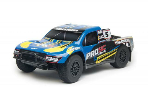 ProSC 4x4 Brushless Ready-To-Run Truck