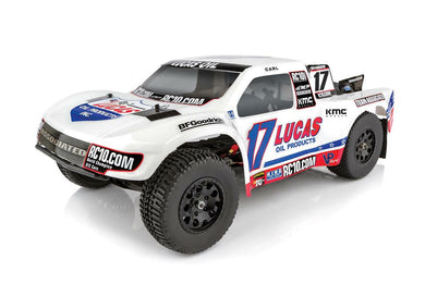 Team Associated SC10.3 Lucas Oil Brushless Ready-to-Run #ASS7081