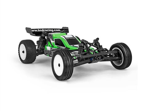 BSD 1-10TH 2WD BRUSHED BUGGY RTR WITH BATTERY AND CHARGER - BS708T