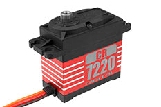 TEAM CORALLY Varioprop - Digital Servo - CR-7220-MG - Low Voltage - Core Motor - Metal Gear – 20 Kg