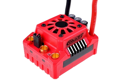 TEAM CORALLY Speed Controller - TOROX 185 - Brushless - 2-6S #C-54011