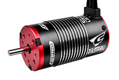 TEAM CORALLY Electric Motor - Kuron 825 - 4-Pole - 2050 KV - Brushless - Sensorless - 1/8 #C-54055