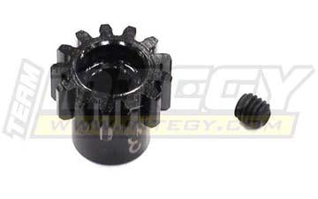 HD 5mm MOD1 Steel Pinion 13T for 1/8 Brushless C23068