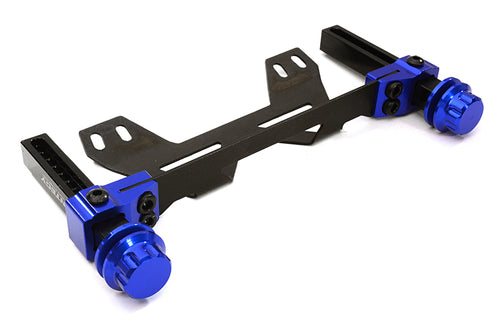 EXTENDED FRONT BODY MOUNT & POST SET FOR TRAXXAS STAMPEDE 2WD