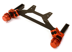 EXTENDED REAR BODY MOUNT & POST SET FOR TRAXXAS 1/10 SLASH 2WD