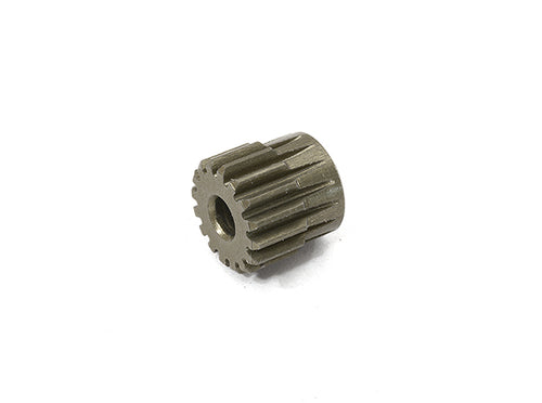 Billet Machined 48 Pitch Pinion Gear 16T, 3.17mm Bore/Shaft for Brushless R/C #C29214
