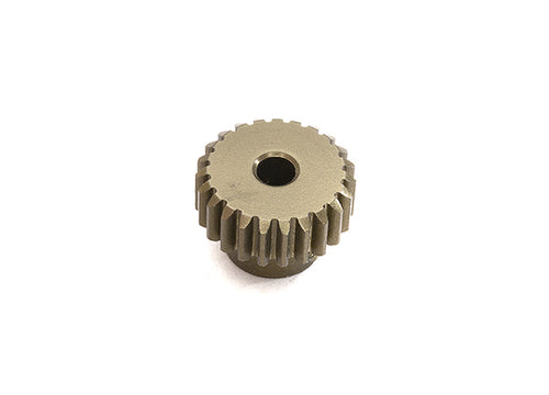 Billet Machined 48 Pitch Pinion Gear 23T, 3.17mm Bore/Shaft for Brushless R/C  #C29221