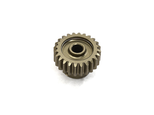 Billet Machined 48 Pitch Pinion Gear 24T, 3.17mm Bore/Shaft for Brushless R/C  #C29222