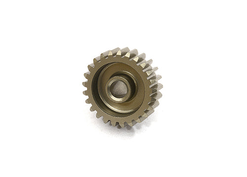 Billet Machined 48 Pitch Pinion Gear 25T, 3.17mm Bore/Shaft for Brushless R/C  #C29223