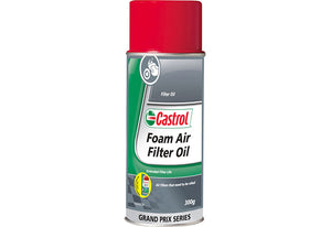 Castrol Foam Air Filter Oil Spray Can 300g