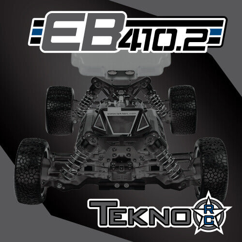 TKR6502 – EB410.2 1/10th 4WD Competition Electric Buggy Kit