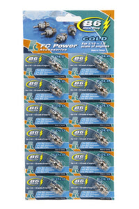FORCE No 6 Glow Plug (Sold in 12 pieces) # FP-GP11SET2