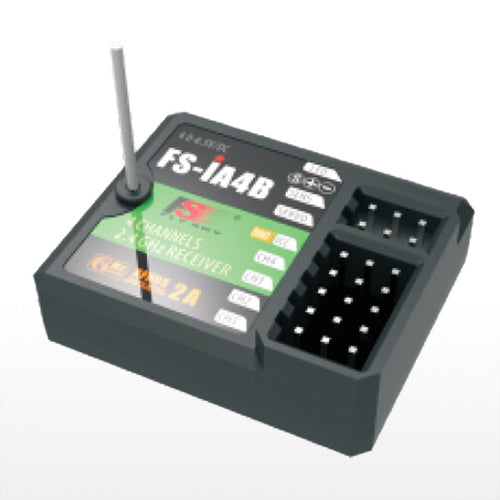 FLYSKY IA4B Receiver to suit IT4S radio (new)