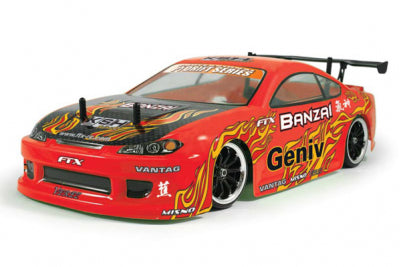 Banzai Drift, Brushed, w/battery & chargER  #FTX-5529
