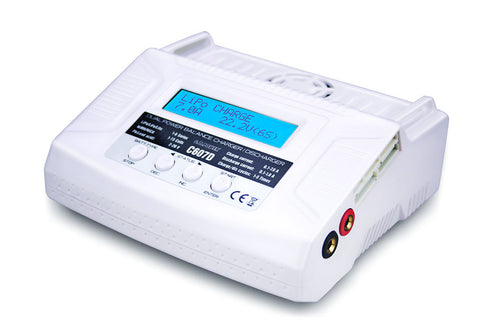 Multi chemistry BATTERY charger AC/DC 7amp 80w