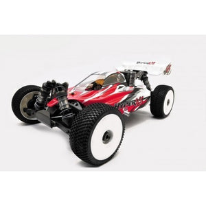 HOBAO Hyper VS Buggy Nitro .30 RTR Red