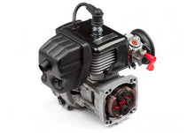 HPI 26cc 2-Bolt 2 Stroke Engine w/ Walbro WT-668 Carburetor