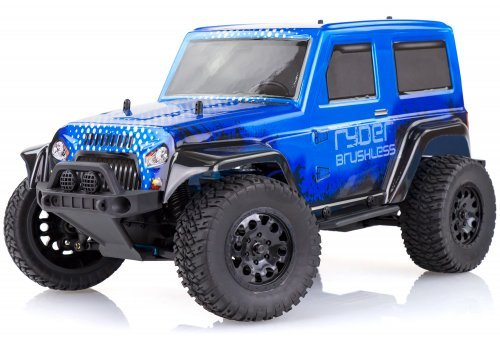 #94702PRO  HSP 1/10 Ryder BL Electric Brushless 4WD Off Road RTR RC Truck