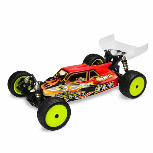 JCONCEPTS Silencer - Body w/6.5 wing TLR 22-4