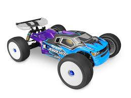 JCONCEPTS FINNISHER - RC8T3 | RC8T3E BODY #JC0311