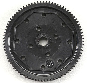 Kimbrough 73 Tooth 48P Precision Spur Gear #306