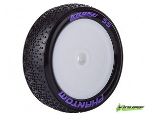 LOUISE E-Phantom 1/10 Buggy 2wd Front Tyre
