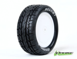 LOUISE E-Rocket 1/10 Buggy Front Tyre