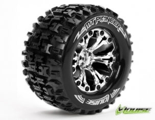 LOUISE MT-Pioneer 1/10 2.8 Monster Truck Tyres
