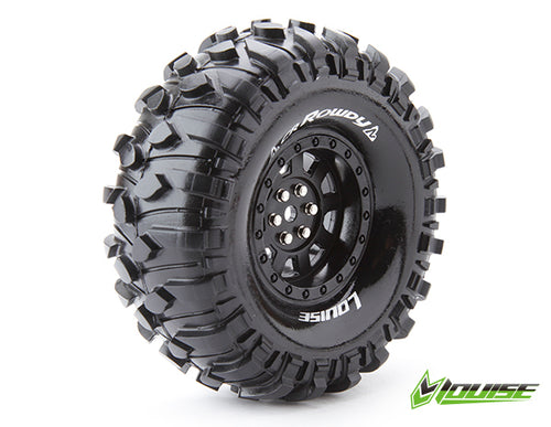 LOUISE CR-Rowdy Super Soft Crawler Tyre 1.9