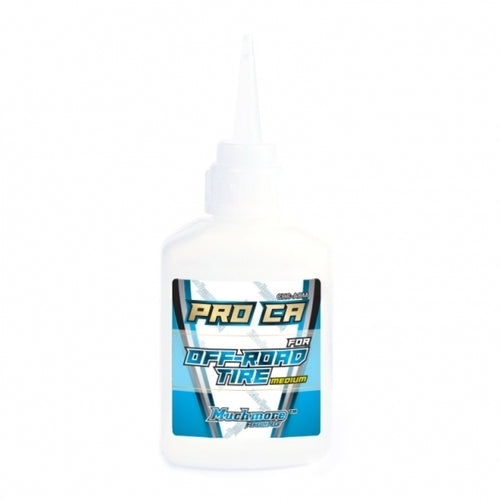 MUCH MORE PRO CA OFFROAD TYRE GLUE FOR RUBBER TYRES - MR-CHC-AOM