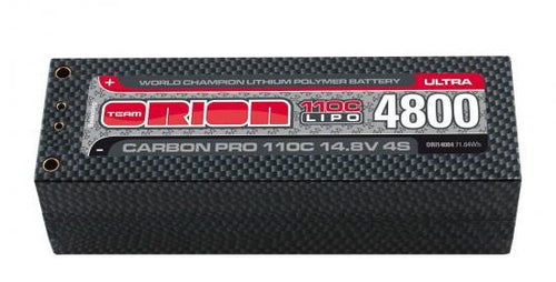 Carbon Pro Ultra LiPo 4800 110C 14,8V XS 36mm Pack 5mm