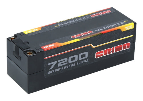 Ultimate Graphene HV Lipo 7200 15.2V 120C