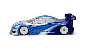 PROTOFORM LTC-R 190MM LIGHT WEIGHT CLEAR TOURING CAR BODY - PR1505-25