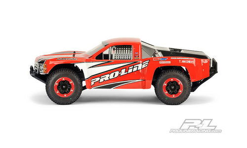 PROLINE CHEVY SILVERADO 1500 CLEAR BODY FOR SLASH AND OTHER SCT - PR3307-60