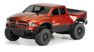 PROLINE 2013 RAM 1500 TRUE SCALE CLEAR BODY FOR SCT - PR3420-00
