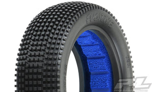 "PROLINE Fugitive 2.2"" 2WD S3 (Soft) Off-Road Buggy Front Tires (2) (with closed cell foam) - PR8295-203"