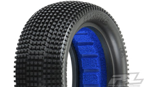 "PROLINE Fugitive 2.2"" 4WD M4 (Super Soft) Off-Road Buggy Front Tires (2) (with closed cell foam) - PR8296-03"
