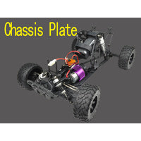 Octane Blast 2.0 Brushed RTR w/7.2V 1800mAH NI-MH battery, Wall Charger, 2.4GHz radio, alum shocks, roll cage with drivers, spare wheel, R0254 # RH-1043SC