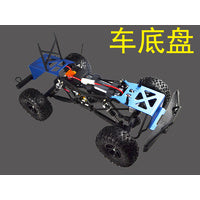 BF-4 Brushed Rock Monster RTR w/7.2V 1800mAH NI-MH battery, Wall Charger, 2.4GHz radio, 9kg servo, no headlights, R0246B # RH-1047