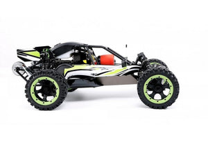 Rovan Baja 5B Shorty Q Conversion Kit w/ Wheelie Bar & Roll Cage
