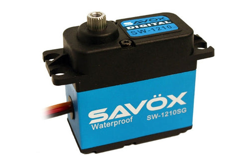 Waterproof Digital Servo 20kg .15s/c