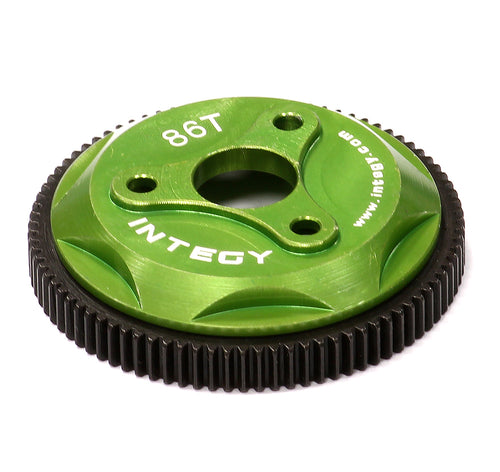 86T METAL SPUR GEAR FOR TRAXXAS 1/10 ELECTRIC STAMPEDE 2WD, RUSTLER & SLASH 2WD